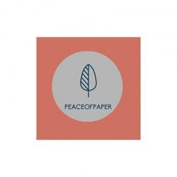 WELCOME TO PEACEOFPAPER
